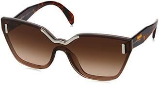 Prada Women's 0Pr16Ts Viq6S1 Sunglasses