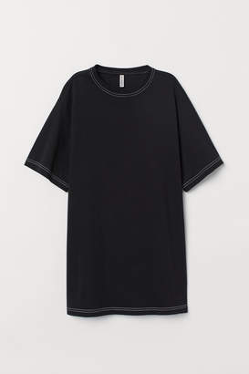 H&M T-shirt Dress - Black