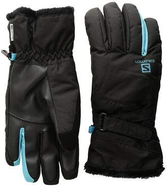 Salomon Force Dry W Gore-Tex Gloves
