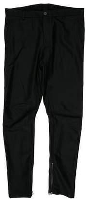Lanvin Four Pocket Tonal Pants