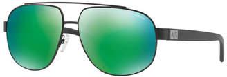 Armani Exchange Polarized Sunglasses, AX2019S 60