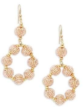 Panacea Crystal Drop Earrings