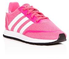 adidas Girls' N-5923 Knit Slip-On Sneakers - Walker, Toddler