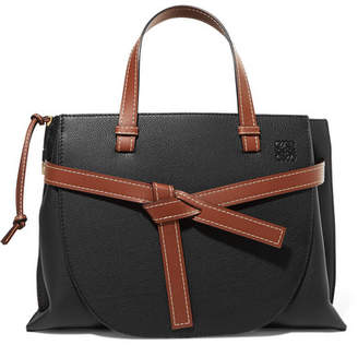 Loewe Gate Textured-leather Tote