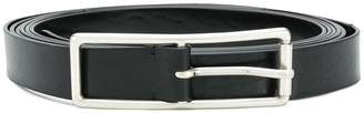 Ann Demeulemeester oversized buckle belt