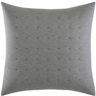 Vera Wang Tufted Pillow