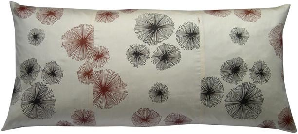 Sharon Spain - Bursts 14 x 30 Pillow