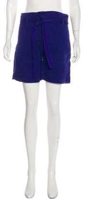 Etoile Isabel Marant High-Rise Short Shorts