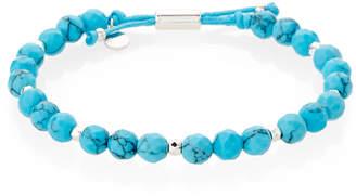 Gorjana Turquoise Power Beaded Bracelet