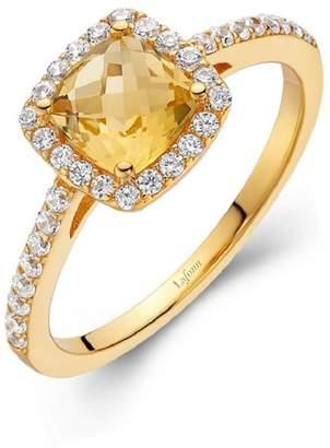 Lafonn Citrine Ring