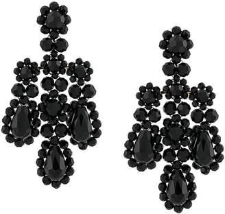 Simone Rocha statement drop earrings