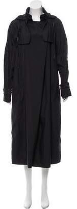 Isabel Marant Long Lightweight Coat