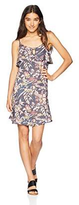 Roxy Junior's Still Waking Up Printed Dress