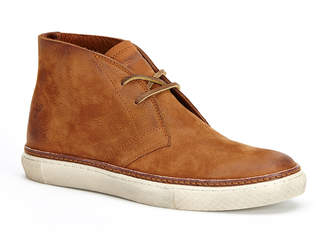 Frye Gates Leather Chukka Boot Brown