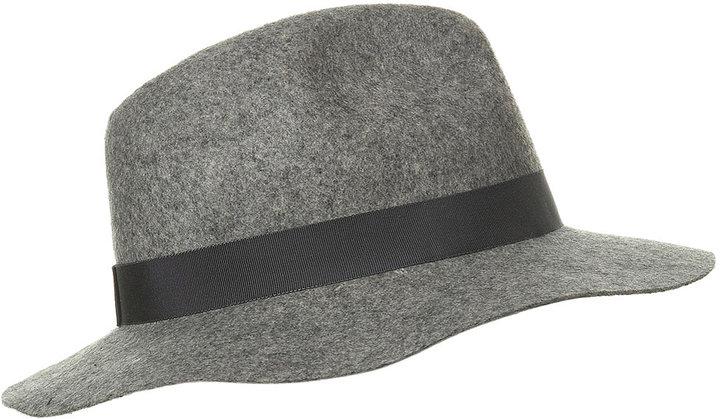 Fedora Down Brim Hat