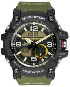 G-Shock Mudmaster Resin Chronograph