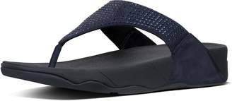 FitFlop Rokkit Suede Toe-Thongs