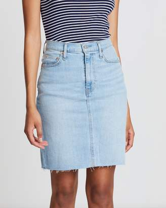 Gap 5-Pocket Knee Length Pencil Dorothy Skirt