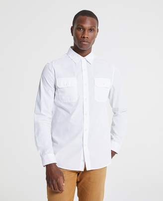 AG Jeans The Benning Utility Shirt