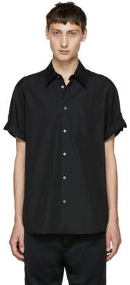 3.1 Phillip Lim Black Dolman Shirt