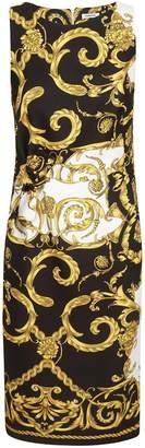 P.A.R.O.S.H. Printed Pencil Dress