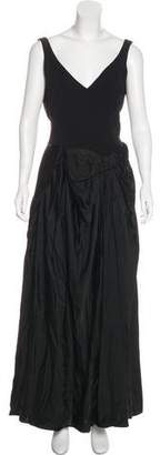 Viktor & Rolf Sleeveless Evening Dress
