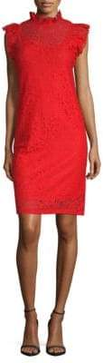 Alexia Admor Lace Sleeveless Sheath Dress