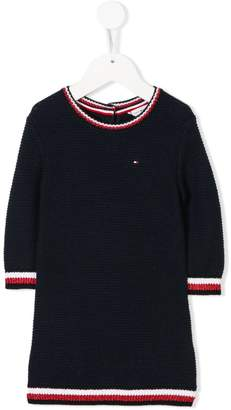 Tommy Hilfiger Junior round neck sweater dress