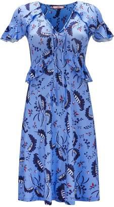 Joe's Jeans Leafy Jersey Dress