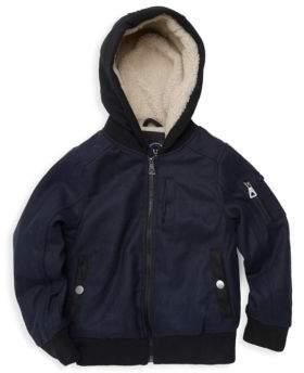 Urban Republic Boy's Hooded Full-Zip Jacket