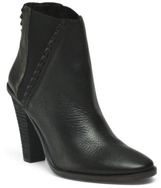 Made In Spain Leather Chelsea Booties