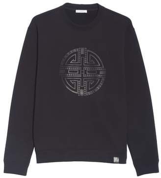 Versace Large Logo Sweatshirt