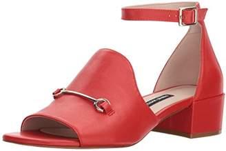 Nine West Women's Xquilza Leather Sandal