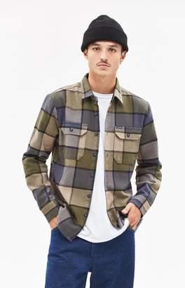 Volcom Randower Plaid Flannel Shirt