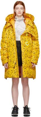 Nike Yellow Errolson Hugh Edition ACG Down Jacket