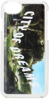 CITYSHOP (シティショップ) - CITYSHOP LOGO iPhone case CITY OF DREAMS