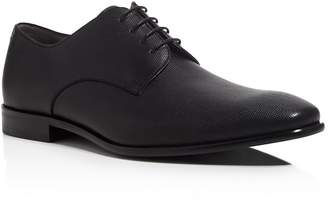BOSS HUGO BOSS Hureb Stamped Derby Oxfords $245 thestylecure.com