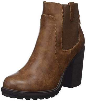 Refresh Women's 64672 Ankle Boots, Brown Camel