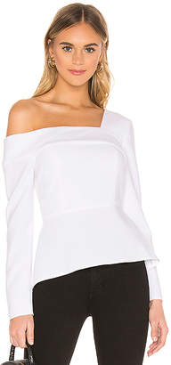 BCBGMAXAZRIA Asymmetric Top