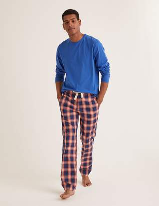 Boden Cotton Poplin Pajama Bottoms