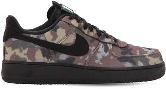 Nike Force 1 '07 Camo Sneakers