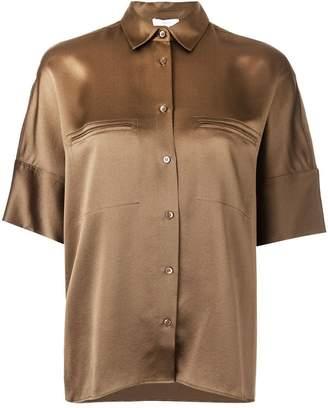 Vince concealed pocket shirt
