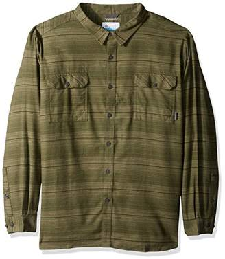 Columbia Men's Flare Gun Big and Tall Flannel III Long Sleeve