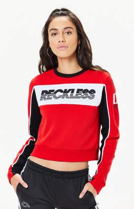 Young & Reckless Kay Crew Neck Sweatshirt