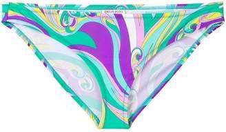 Emilio Pucci printed bikini briefs