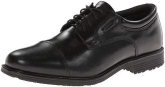 Rockport Men's Lead The Pack Cap Toe Oxford