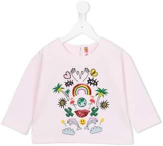 PARADISO Anne Kurris Jungle sweatshirt