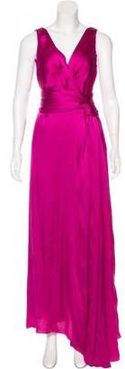 Christian Dior Sleeveless Evening Dress