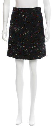 Kate SpadeKate Spade New York Tweed Mini Skirt