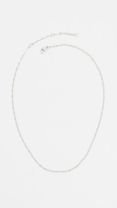 Lana 14k Blake Chain Choker Necklace